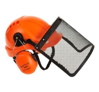 CASQUE FORESTIER COMPLET PW98