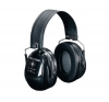 CASQUE ANTI BRUIT 3M BULL'S EYE NOIR