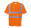 T-SHIRT ORANGE RT23 XS à 5XL