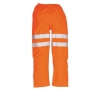 PANTALON HV ORANGE RT31 S à 3XL