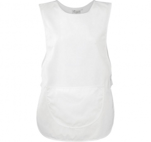 TABLIER CHASUBLE BLANC