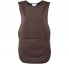 TABLIER CHASUBLE BROWN