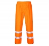 PANTALON HV ORANGE S480 S à 3XL