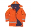 PARKA FR59 ORANGE S à 3XL